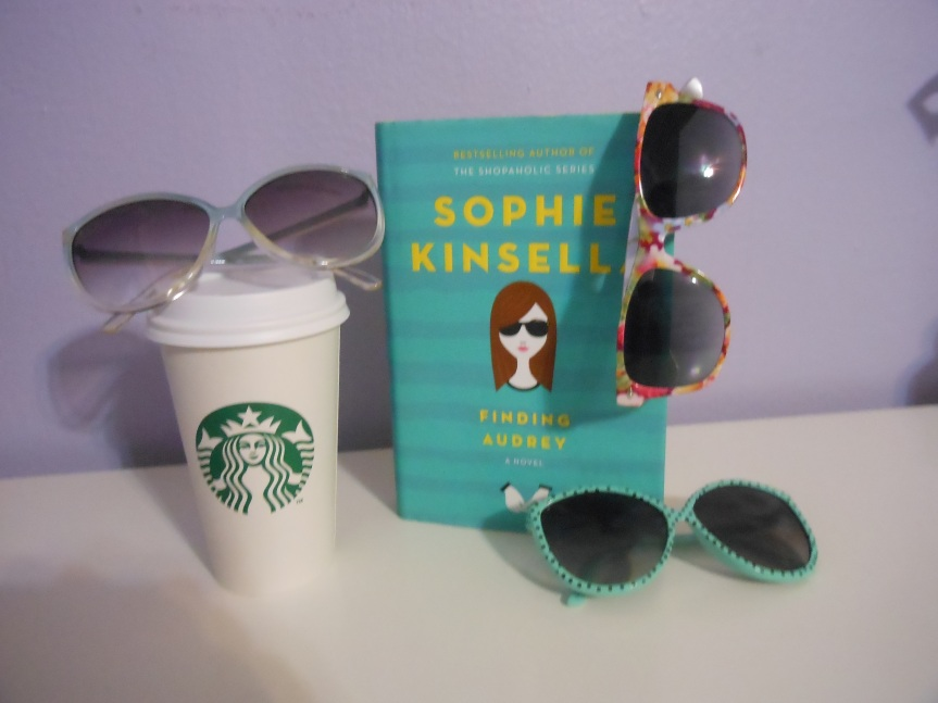 Finding Audrey By: Sophie Kinsella:Review