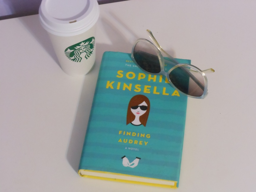 Book Monologue #2: Finding Audrey by: SophieKinsella