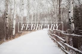 February Summary