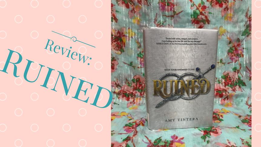 Review: Ruined by AmyTintera