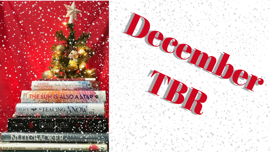 December TBR: Trying to catch up