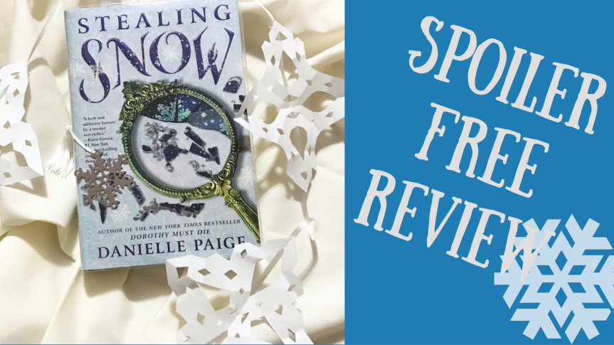 Review: Stealing Snow by: Danielle Paige