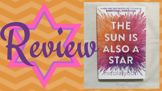 Review: The Sun is Also a Star by: NicolaYoon