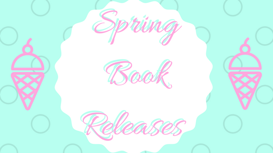 Anticipated Spring 2017 Book Releases