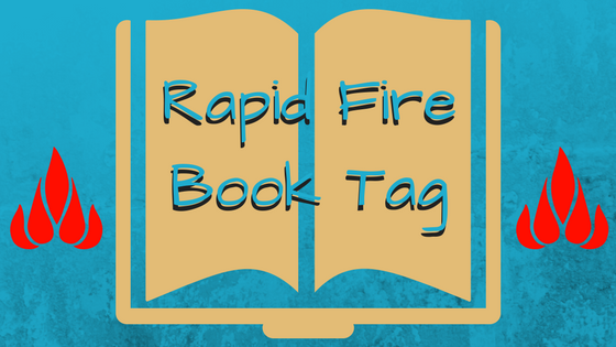 Rapid Fire BookTag