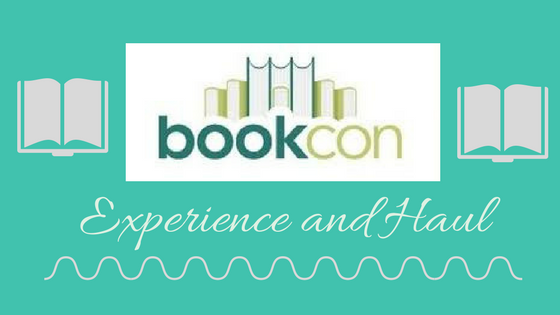 BookCon Day 1: Experience andHaul