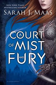Picture from Sarah J. Maas website