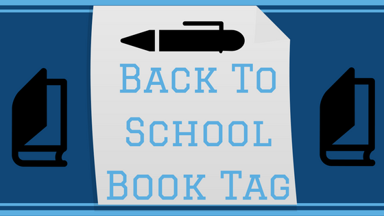 Back To School Book Tag