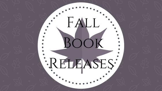 Fall Book Releases