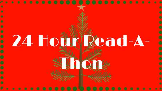 Holiday 24 Hour Read-A-Thon