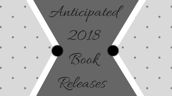 Anticipated 2018 Books