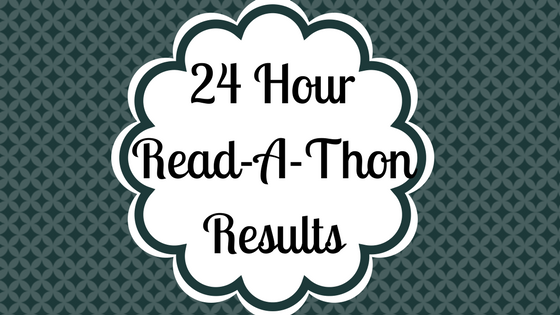 Read-A-Thon by Zoe Results