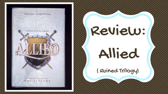 Review: Allied by AmyTintera