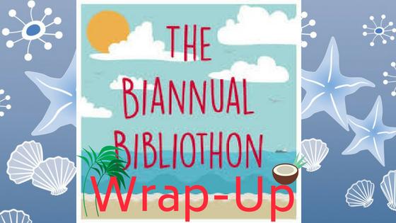 Summer Biannual BibliothonWrap-Up