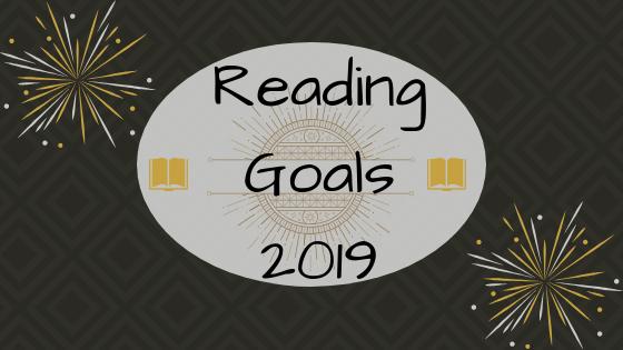 Reading Goals 2019